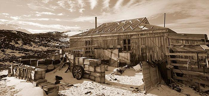 Shackleton-Huette