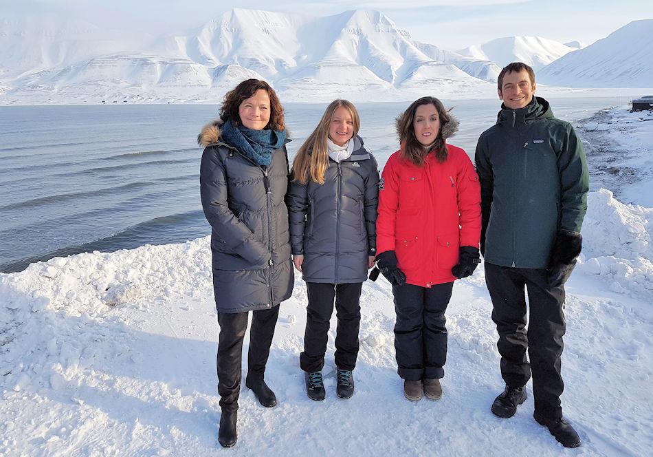 Die Geschäftsleitung der AECO setzt sich seit vielen Jahren für eine andere Form des Tourismus ein. Zusammenarbeit, Enthusiasmus und der Glaube, dass Natur und Tourismus koexistieren können, geben Frigg Jørgensen und ihrem Team die notwendige Motivation. Bild: AECO