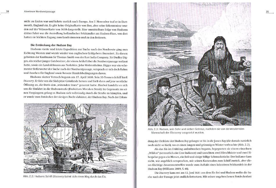 Nordwestpassage - Entdeckung der Hudson Bay